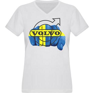 T-shirt XP522 Dam  i kategori Motor: Volvo Sweden