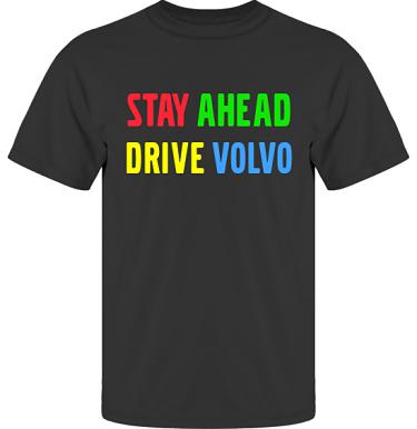 T-shirt UltraCotton Svart i kategori Motor: Volvo Stay ahead