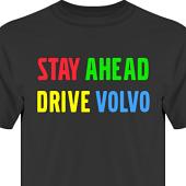 T-shirt, Hoodie i kategori Motor: Volvo Stay ahead