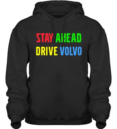 Hood HeavyBlend Svart i kategori Motor: Volvo Stay ahead