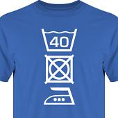 T-shirt, Hoodie i kategori Blandat: Tvättråd