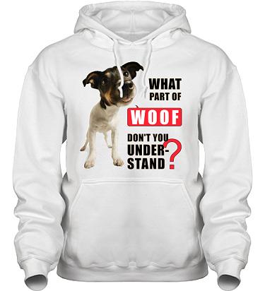Hood Vapor i kategori Attityd: Woof