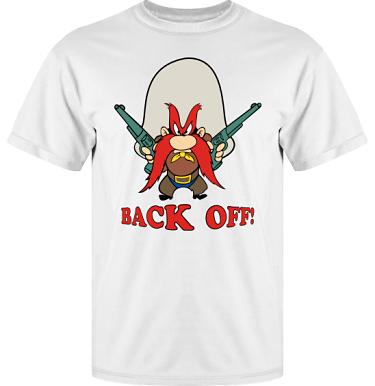 T-shirt Vapor i kategori Film/TV: Back Off