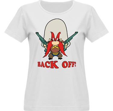 T-shirt Vapor Dam  i kategori Film/TV: Back Off