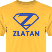 T-shirt, Hoodie i kategori Blandat: Zlatan
