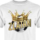 T-shirt, Hoodie i kategori Blandat: Zlatan The King